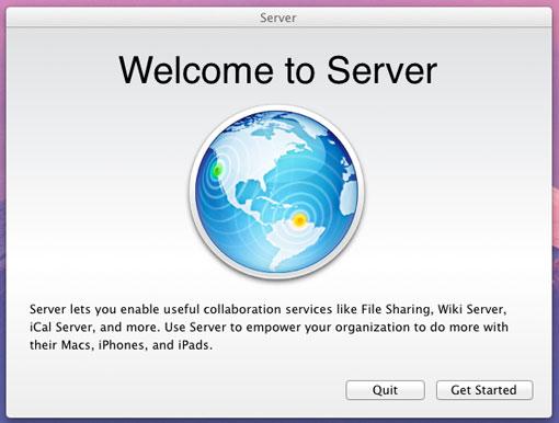 Los paquetes para Lion Server no serán gratis