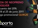 Proporta ofrece un 20% de descuento en sus fundas Quicksilver para MacBook