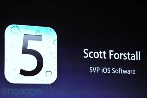 iOS 5 Keynote