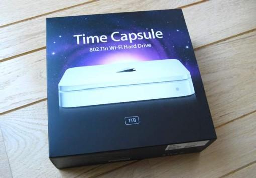 Time Capsule podría gestionar las actualizaciones de Mac OS X e iOS