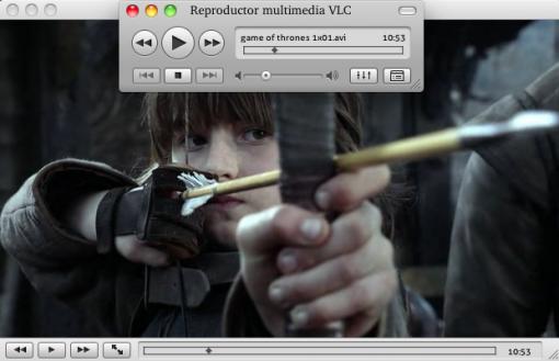 VLC media player: el mejor reproductor de vídeo para Mac OS X