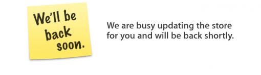 Apple Store Cerrrada