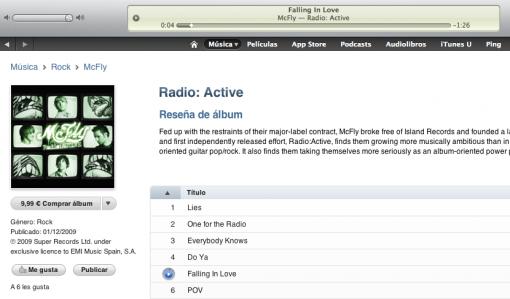 Los 90 segundos sin pagar de la iTunes Store llegan a más países