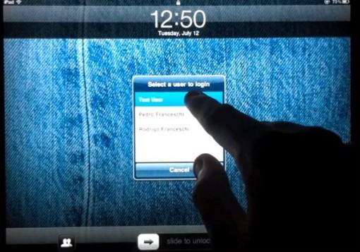 iUsers iPad