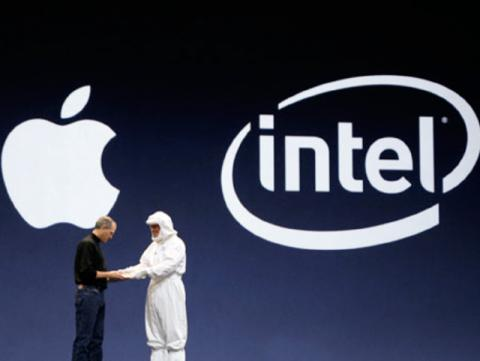 Apple podría estar planteádose abandonar los chips Intel