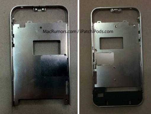 Estructura iPhone 4S