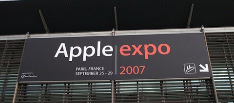 Apple dice que la Appleexpo no se puede llamar así