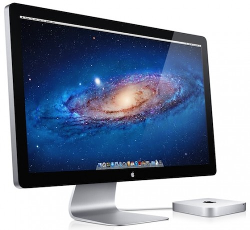 Apple empieza a enviar a las tiendas las pantallas Thunderbolt Display de 27″