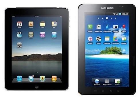 Apple reconoce abiertamente que tiene miedo al Samsung Galaxy Tab 10.1