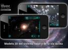Viaja por el sistema solar con tu iPhone… ¡Y en 3D!