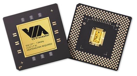 Vía Technologíes demanda a Apple por el uso de los procesadores A4 y A5