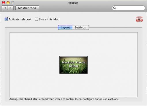 Controla varios Mac con Teleport