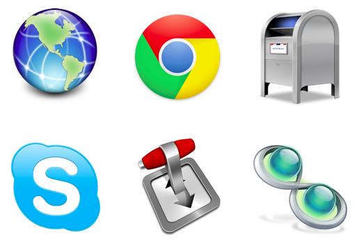 Aplicaciones que uso y recomiendo: Internet