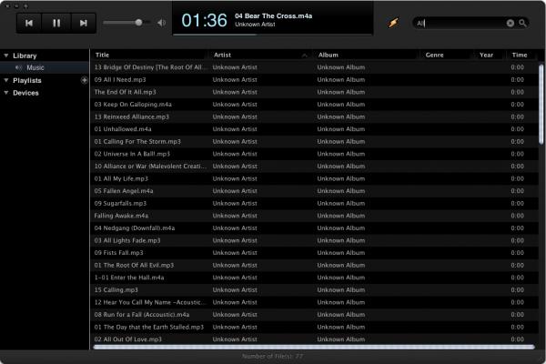 Winamp por fin está disponible para Mac