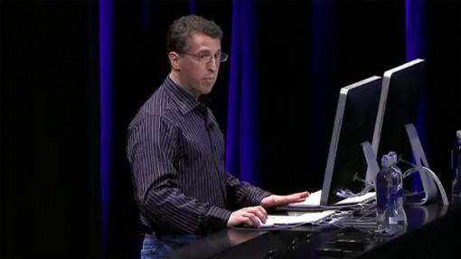 ¿Está Jeff Robin detrás del nuevo proyecto de Tv de Apple?