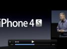 Ya está disponible el vídeo de la keynote del iPhone 4S