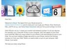 Apple da la bienvenida a iCloud a algunos usuarios antes de tiempo