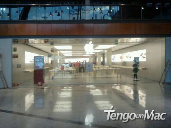 Inauguración Apple Store Marbella