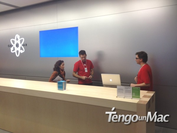 Mesas Apple Store