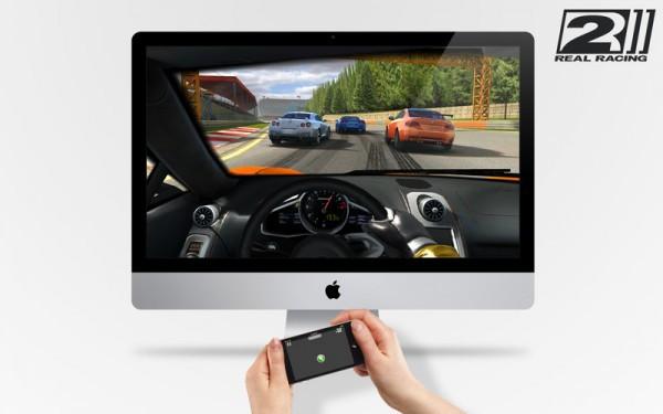 Real Racing 2 para Mac