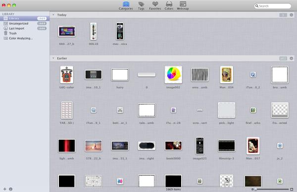 Sparkbox, organizando tus inpiraciones visuales