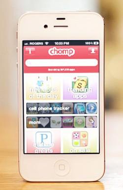 Chomp para iPhone