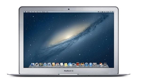 MacBook Air con Mountain Lion