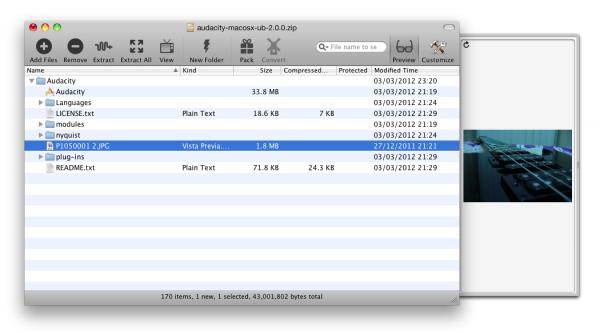iPackr, un gestor de archivos más clásico