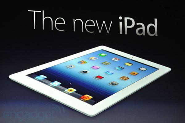 El nuevo iPad