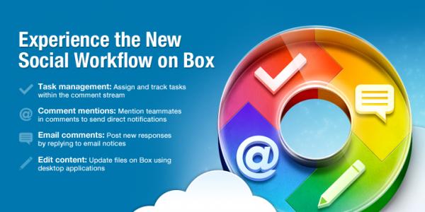 Box, el siguiente nivel del trabajo en equipo