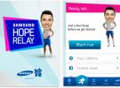 Descarga Samsung Hope Relay y muévete por una buena causa