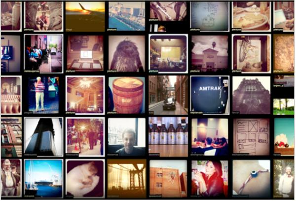 Screenstagram: Las fotos de Instagram como salvapantallas