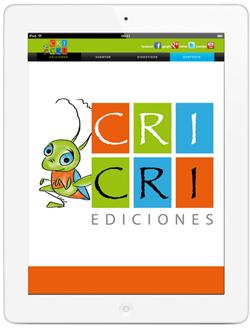 iPad - CriCri Ediciones