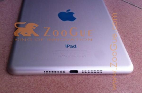 iPad mini: cubierta en fotos