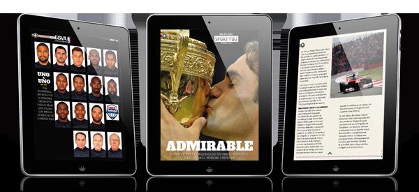 SportYou iPad