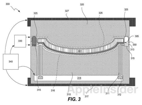 Patente de Apple para modelar fibra de carbono