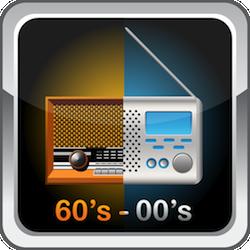 60's to 00's Radios