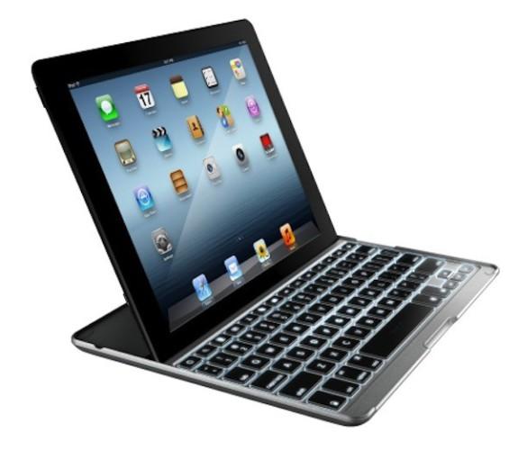 Haz que tu iPad parezca un MacBook Air con ZAGGkeys PRO