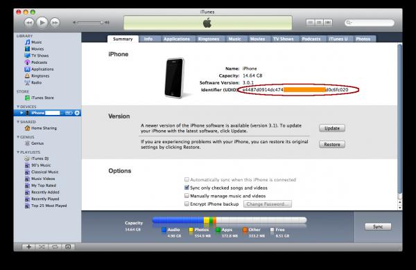 Un grupo de hackers filtra más de un millón de UDIDs de dispositivos de Apple que tenía archivadas el FBI