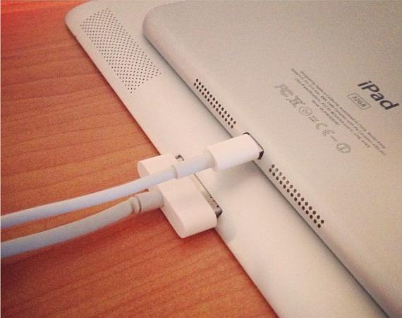 Nuevo iPad mini con conector Lightning