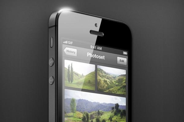 Photoset para iPhone y iPad