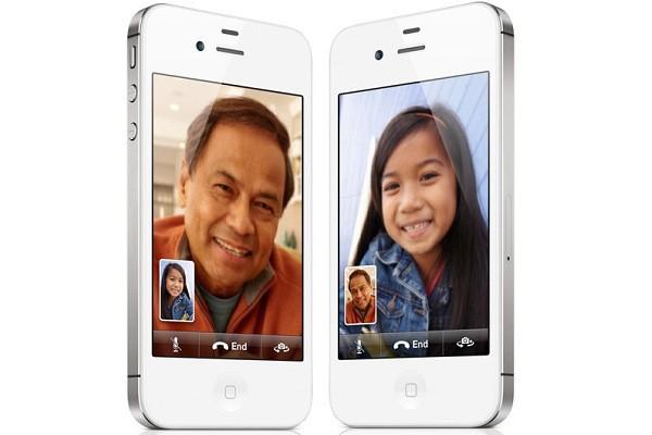 FaceTime, la videollamada llega al iPhone