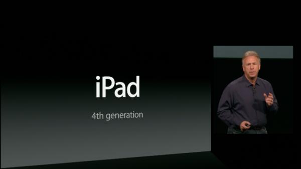Apple presenta Apple 4
