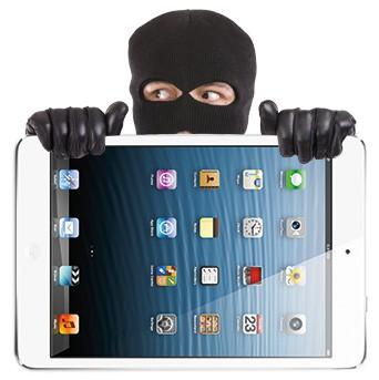 Robo de iPad mini