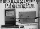 Anuncio Macintosh y LaserWriter