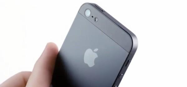 Anuncio de televisión del iPhone 5