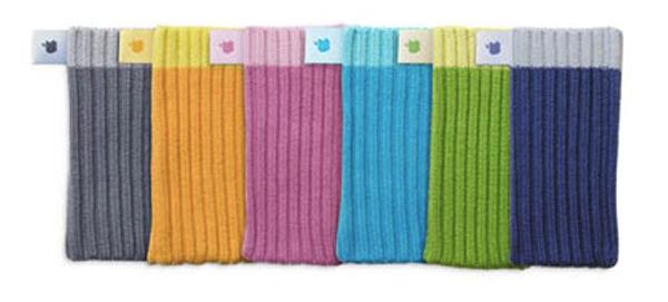 Los productos fallidos de Apple (III), calcetines para iPod