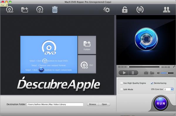 Descarga gratuitamente MacX DVD Ripper Pro durante todo este mes