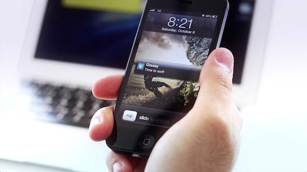 Glassy Pro, la aplicación para hacer surf