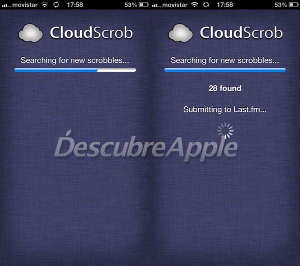 CloudScrob